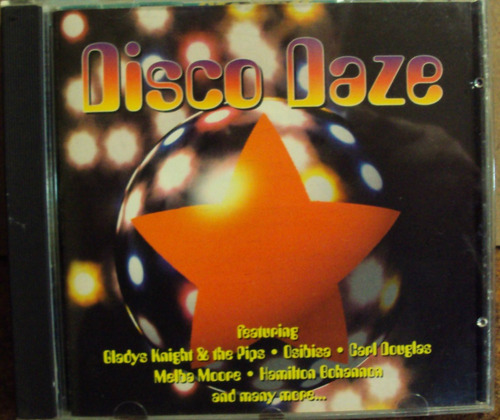 cd  disco  daze  -  importado  -  245b110