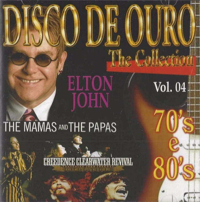 cd disco de ouro anos 70