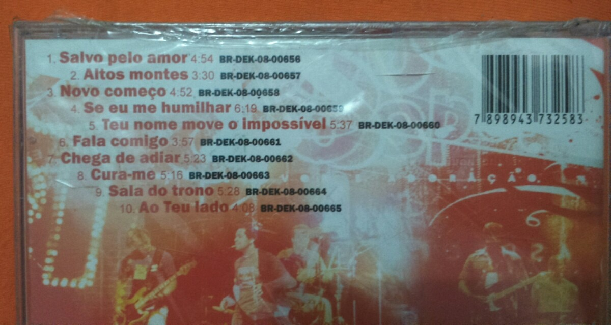 cd do discopraise se eu me humilhar