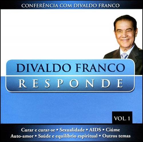 cd - divaldo responde - vol. 1