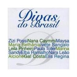 cd - divas do brasil