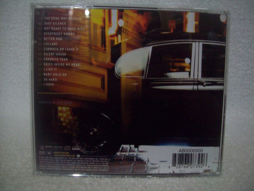 cd dixie chicks- taking the long way