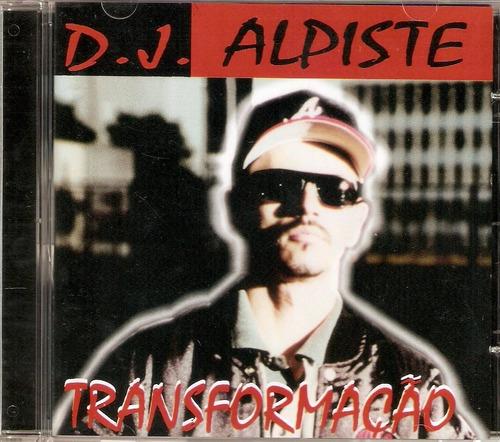 cd dj. alpiste - transformação - novo***