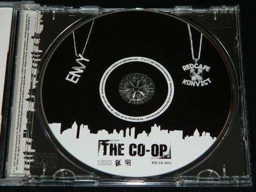 cd dj envi red cafe the co-op