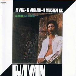 cd djavan - a voz e o violão (flor de lis , fato consumado)