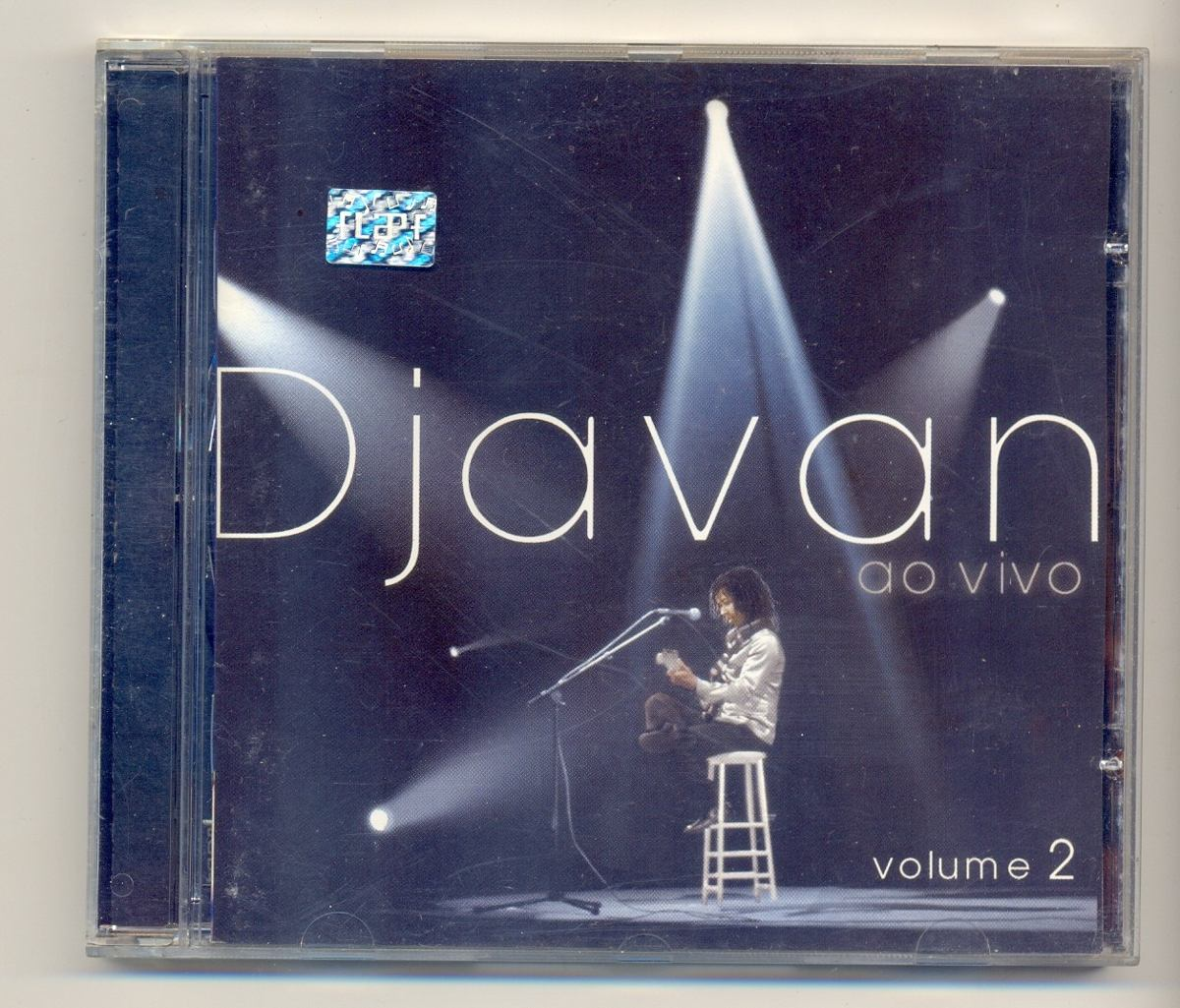 cd djavan ao vivo 1999