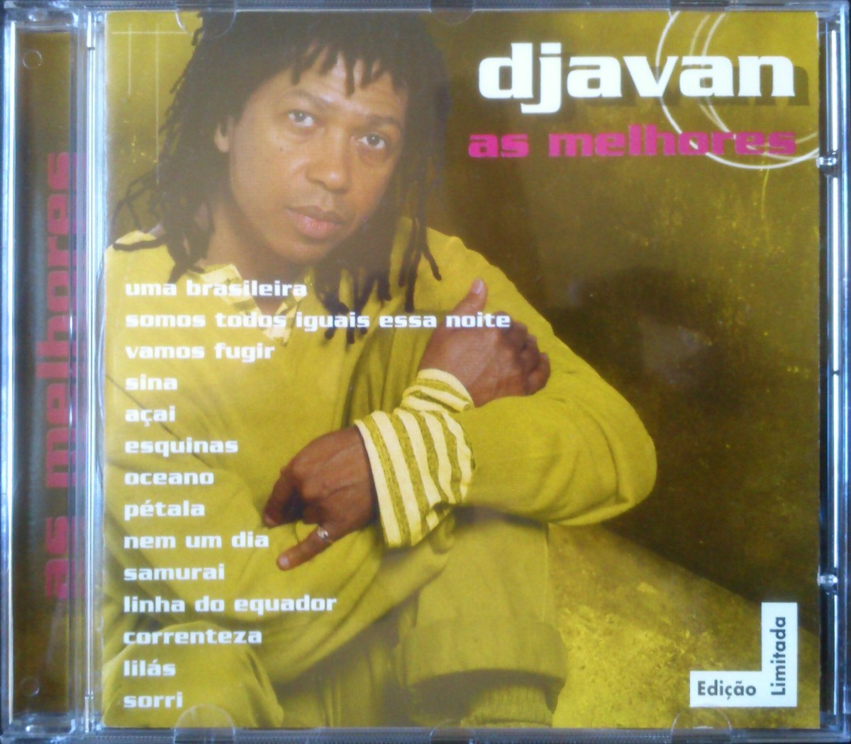 cd de djavan as melhores gratis