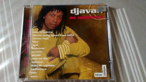 cd djavan (as melhores)
