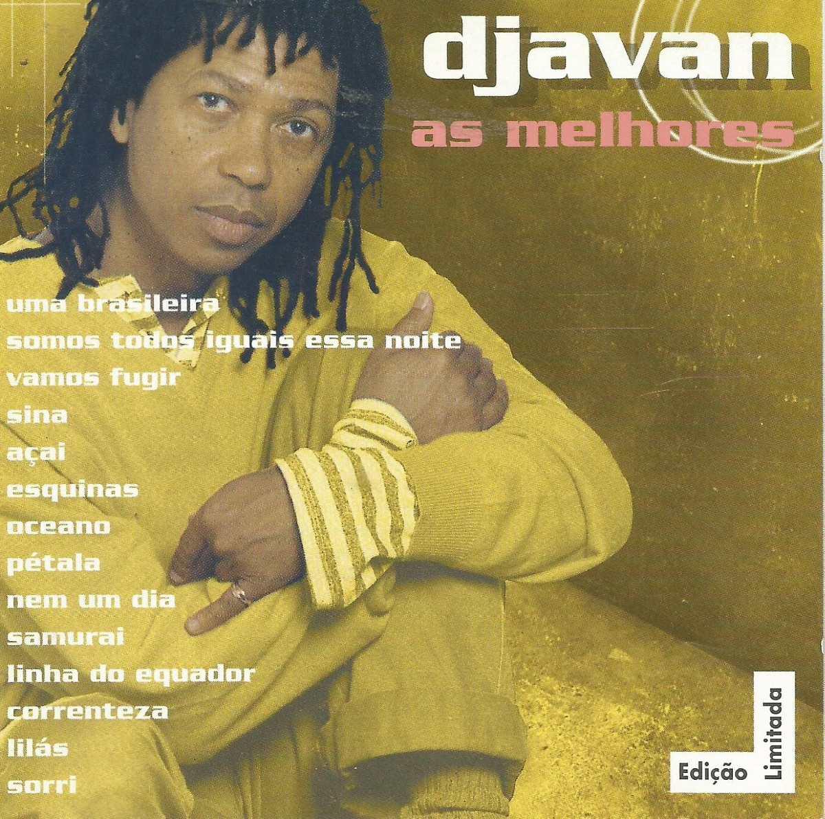 cd as melhores de djavan