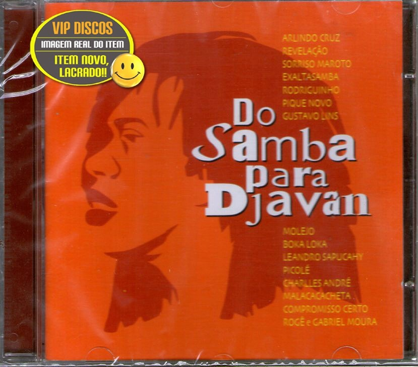 cd do samba para djavan