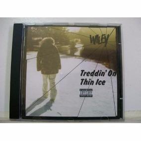 cd do wiley -treddin´on thin ice (lacrado) hip hop