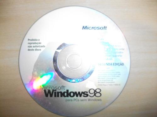 cd do windows 98 original