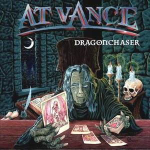 cd doble atvance - dragonchaser + early works centers