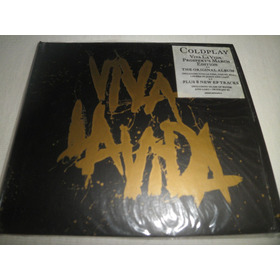 Cd Doble De Coldplay - Viva La Vida Prospekt's March Edition
