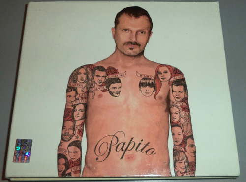 cd doble de miguel bose papito