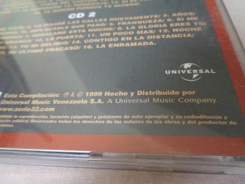 cd doble de pablo milanes, amor y trova