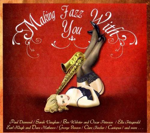 cd doble de varios de jazz:making jazz whith you 2012