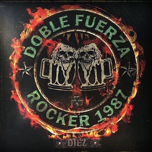 cd doble fuerza  diez  (2016)
