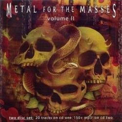 cd doble metal for the mases. edición usa.