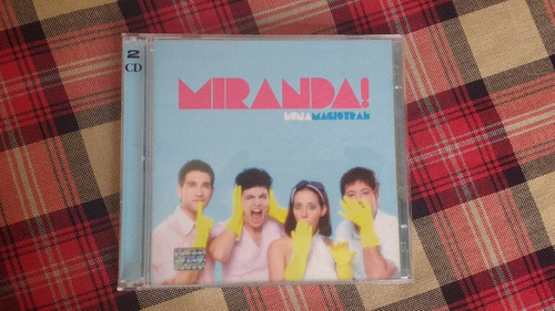 cd doble miranda luna magistral