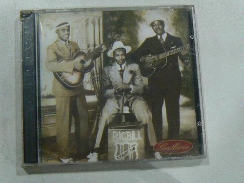 cd doble vintage blues año 1998 bessie smith blind lemon jef