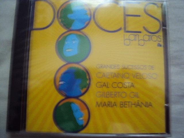 gratis cd doces barbaros