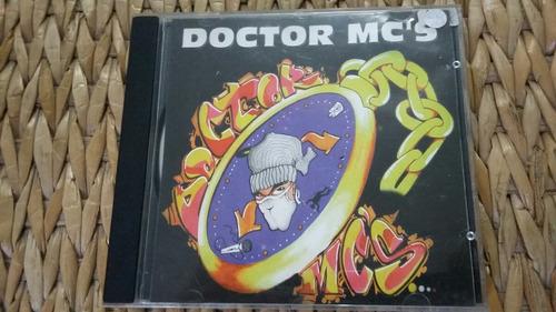 cd doctor mc's single/tik-tak/1328