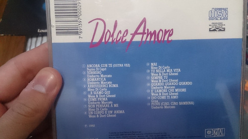 cd dolce amore