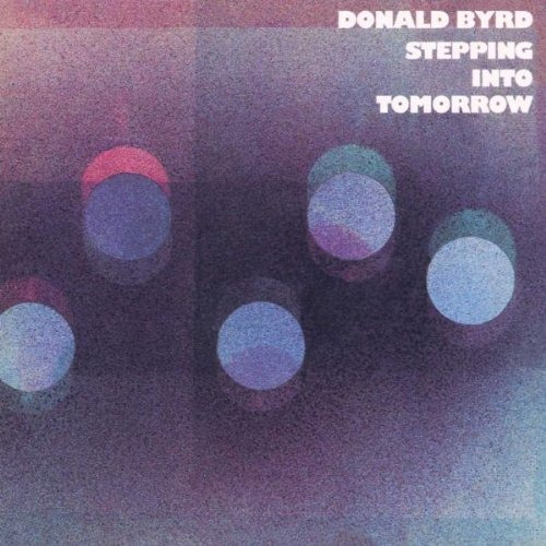cd donald byrd stepping into tomorrow imp
