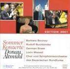 cd donau und altmuhl / sommer konzerte / importado - b182