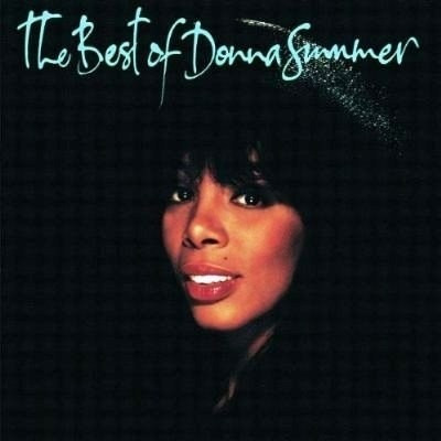 cd - donna summer - the best of - lacrado