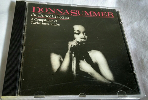 cd donna summer (the dance collection)