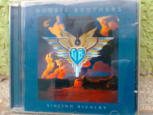 cd  doobie brothers  ---  sibiling rivalry    (frete grátis)