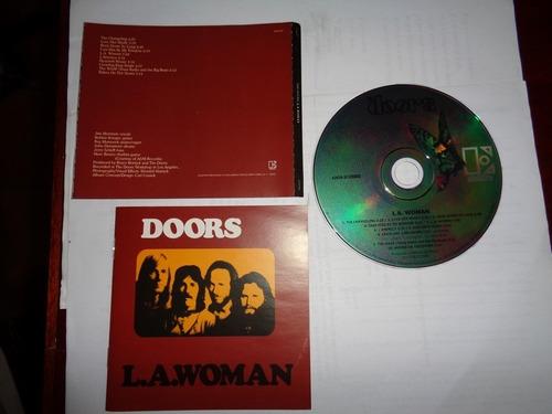cd doors - l.a. woman