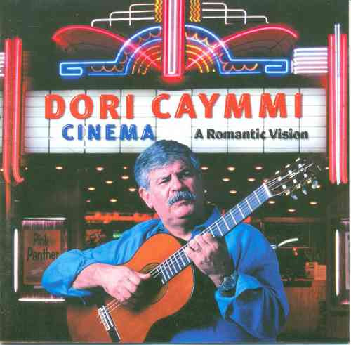 cd dori caymmi - cinema - a romantic vision