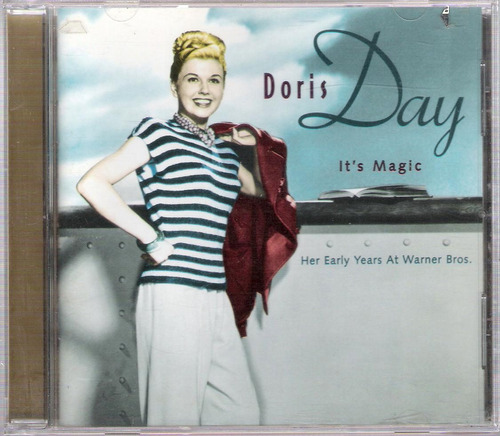 cd doris day it's magic