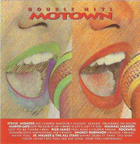 cd double hits - motown - novo***