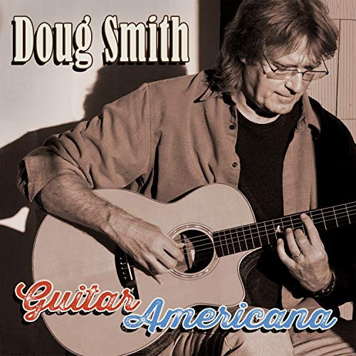 cd : doug smith - guitar americana (cd)