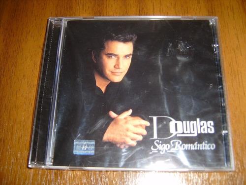 cd douglas / sigo romantico (nuevo y sellado) 1999