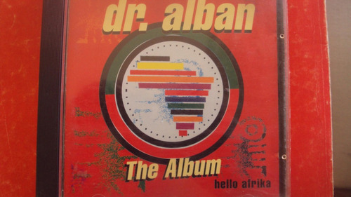 cd dr. alban hello africa