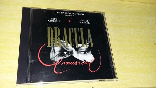 cd dracula el musical