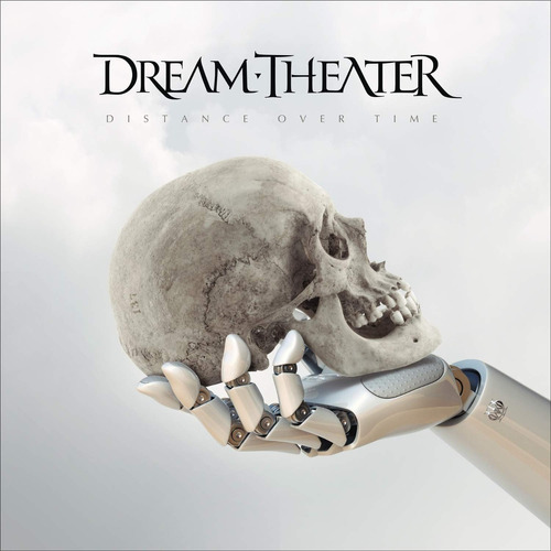 cd : dream theater - distance over time (cd)