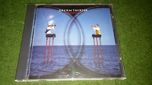 cd dream theater - falling into infinity