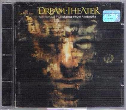 cd dream theater scenes from a memory