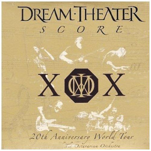 cd dream theater score xx live [eua] triplo novo lacrado