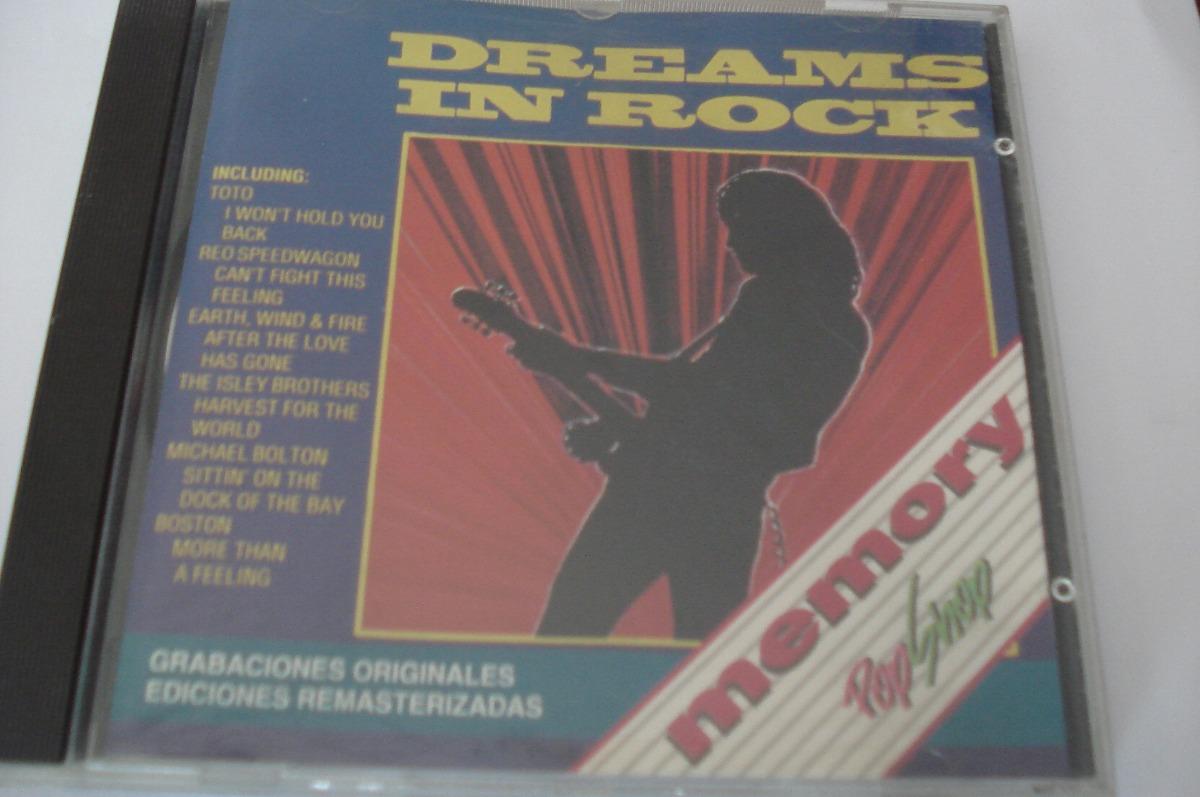 Cd Dreams In Rock Varios Toto Boston Michael Bolton - $ 9.900 en ...