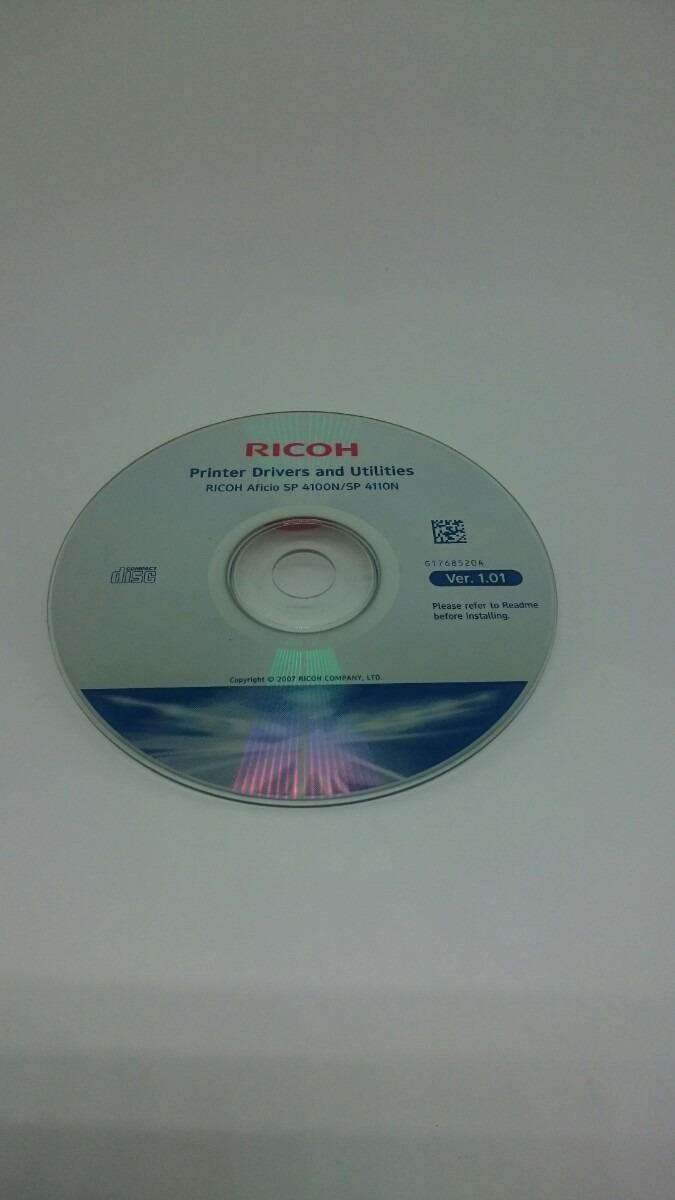 Aficio sp 4100n/4110n downloads | ricoh global.