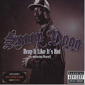 cd drop it like it's hot [import, single] snoop dogg