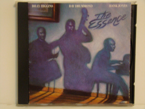 cd-drummond/jones/higgins-the essence-importado