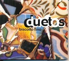 cd duetos - biscoito fino